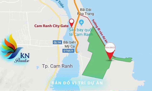 Lợi nhuận hấp dẫn 85% nhờ đầu tư vào dự án biệt thự Para Draco Cam Ranh 00333